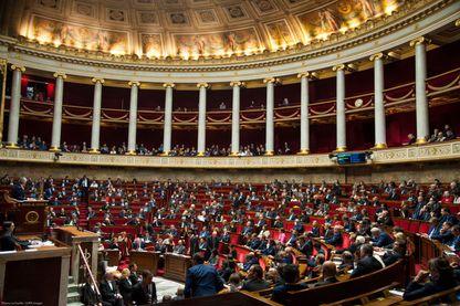 Au cœur de l'Assemblée nationale