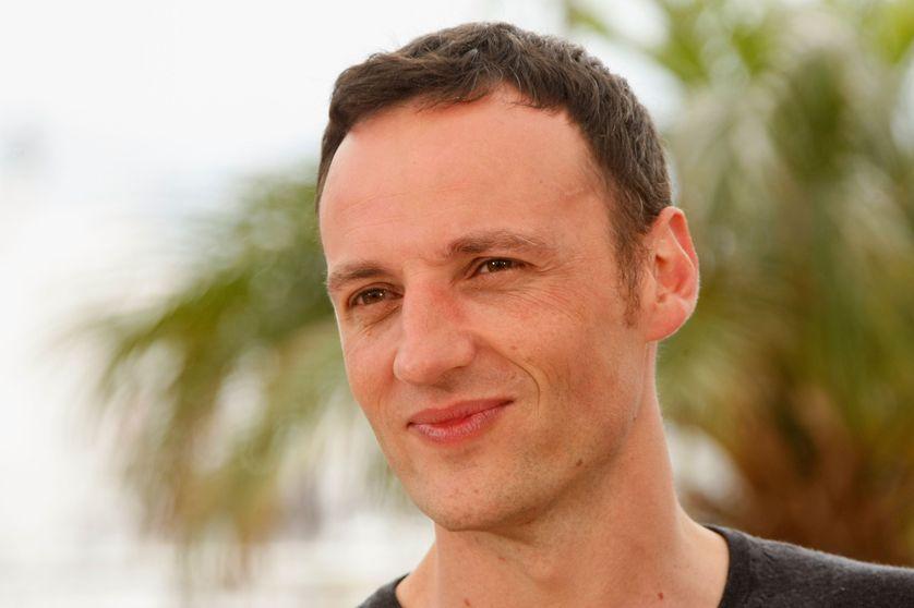 François Bégaudeau en 2008 lors du festival de Cannes