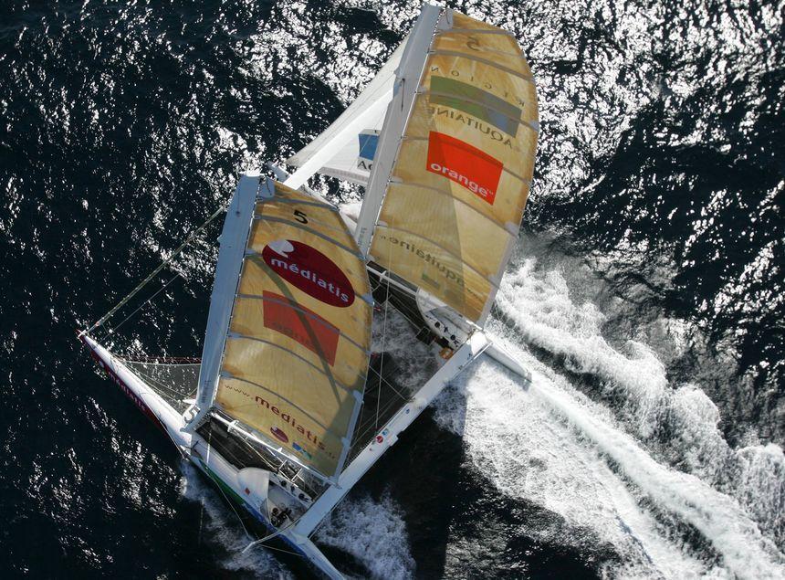 L'hydraplaneur en 2005