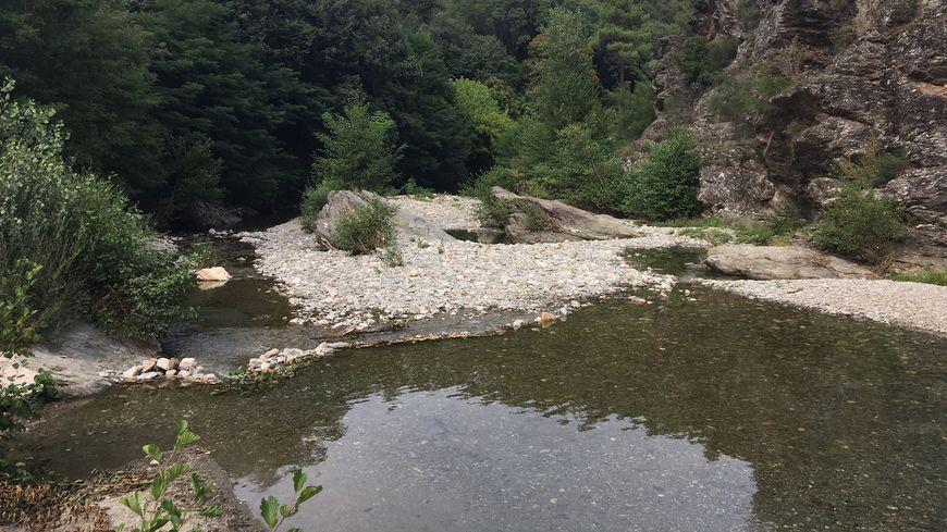 Le Galeizon, une rivière sauvage