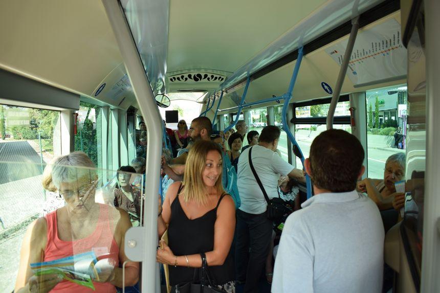 T'CAP, le nouveau réseau de bus Privadois.