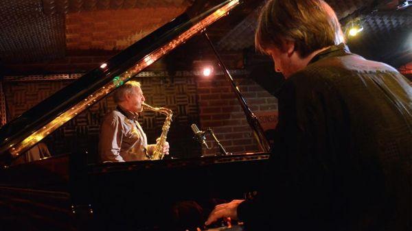 Concert Jazz sur le vif : André Villéger et Philippe Milanta