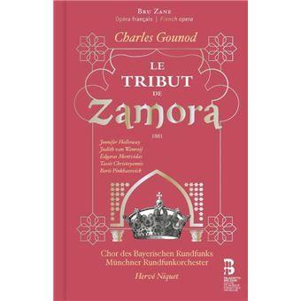 """Charles Gounod - """"Le tribut de Zamora"""" A paraître le 14 septembre"""