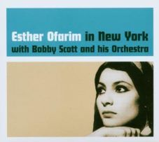 Esther Ofarim in New-York with Bobby Scott and his orchestra (1965) / BUREAU