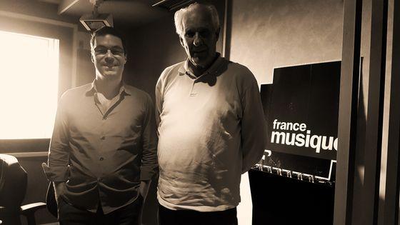 Lionel Esparza et Alain Badiou