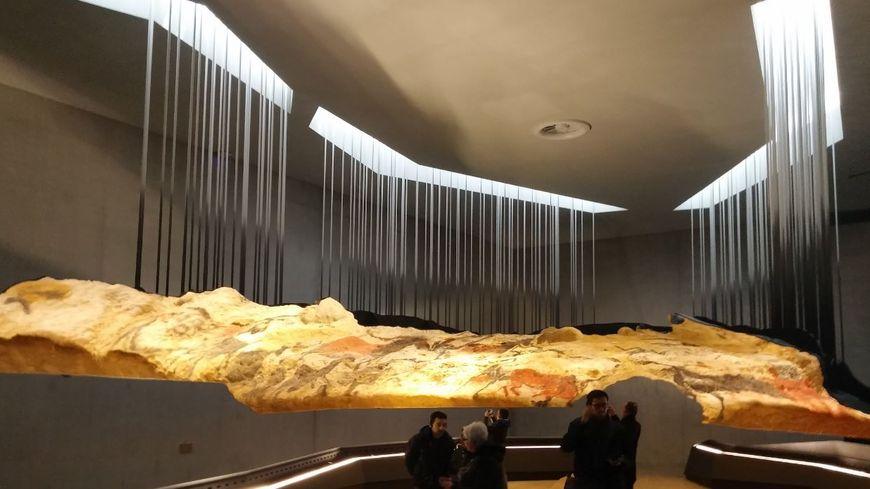 Lascaux- le centre international de l'art pariétal à Montignac