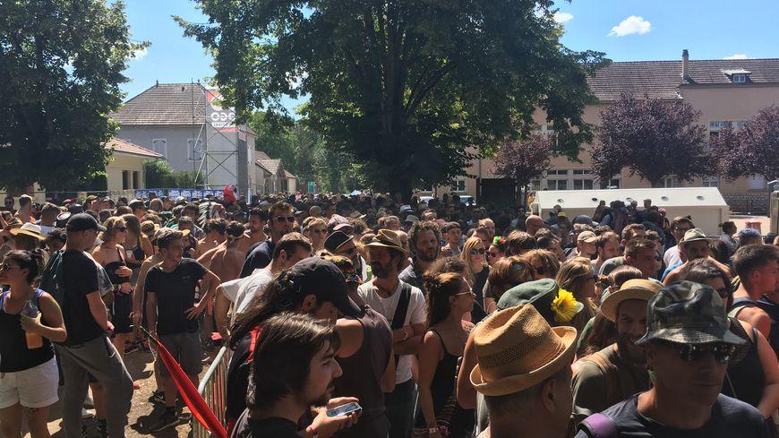 20 000 personnes sont attendues pendant ces trois jours de musique reggae.