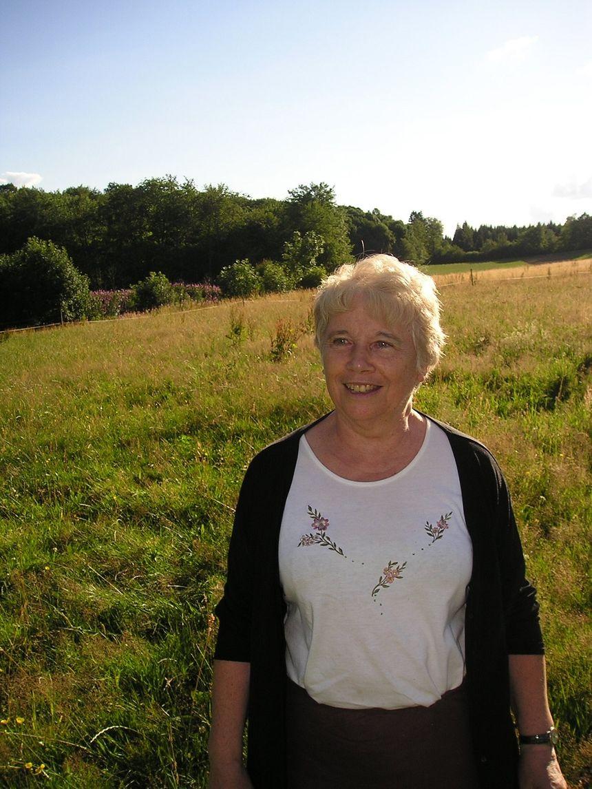 Brigitte se rend au festival international de musique de Besançon depuis 1979.