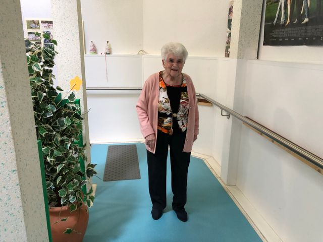 Marcelle, 91 ans