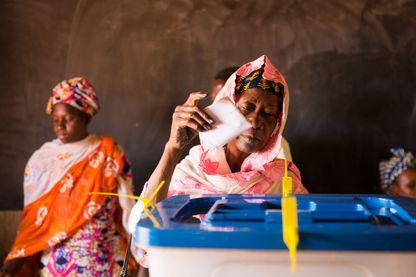 Election au Mali