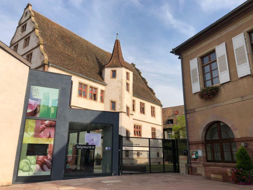Les ateliers de la Seigneurie, à visiter à Andlau !
