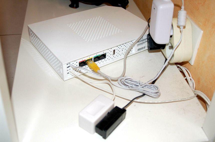 Désormais le téléphone fixe fonctionnera uniquement en association avec une Box internet