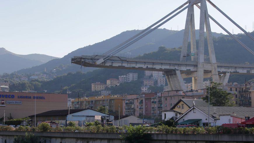Le pont Morandi à Gênes voyait passer plus de 25 millions de véhicules chaque année