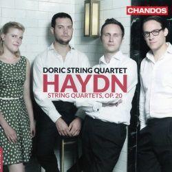 Haydn : Quatuors à cordes op 20