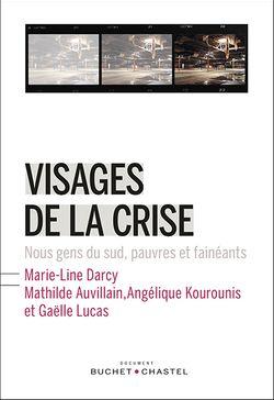 """Couverture du livre """"Visages de la crise"""""""