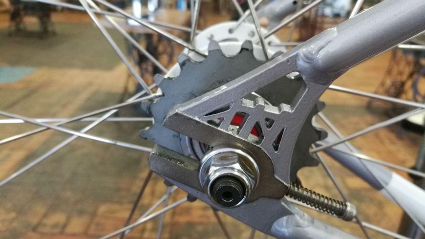 une société de livraison à vélo, la course, lancée à bayonne