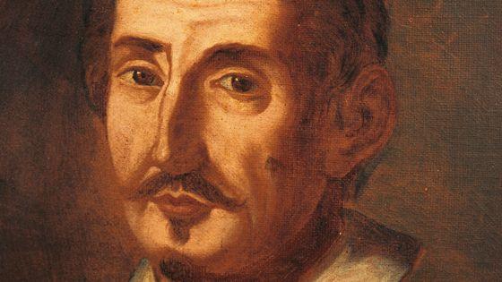 Portrait du compositeur Girolamo Frescobaldi