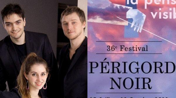 Le Trio Märchen au Festival du Périgord Noir