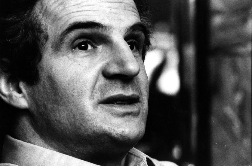 François Truffaut le 17 mars 1978