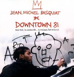 Affiche du film Downtown 81 de Edo Bertoglio (2010)
