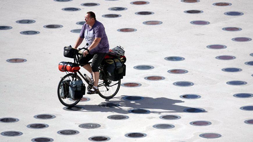 La métropole veut encourager les déplacements à vélo et à pied à Nancy. Photo d'illustration.