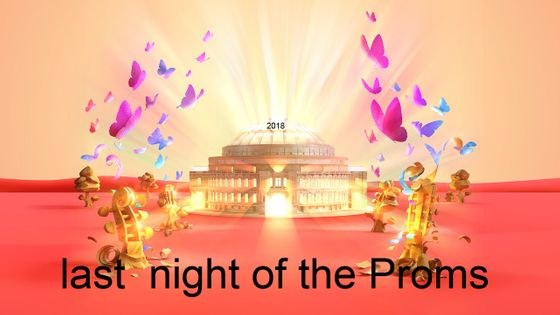 Last Night of  The Proms 2018