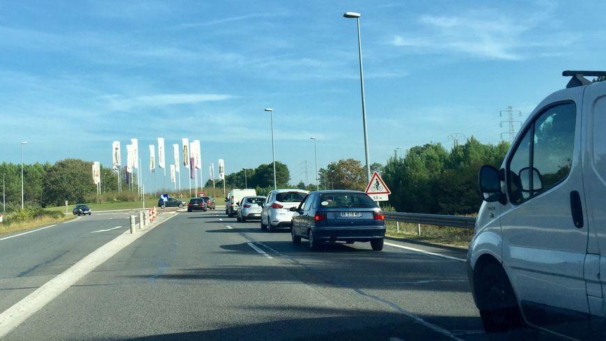 La voie rapide d'Arcachon devrait être doublée jusqu'à l'entrée de la cité balnéaire