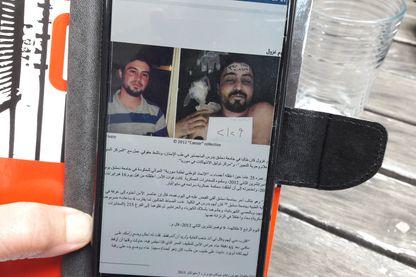 Ayham, un des milliers de martyrs du régime syrien, a disparu. Il faudra plus de 18 mois pour que sa mère apprenne sa mort.