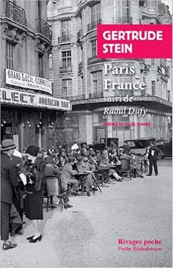 Paris France suivi de Raoul Dufy