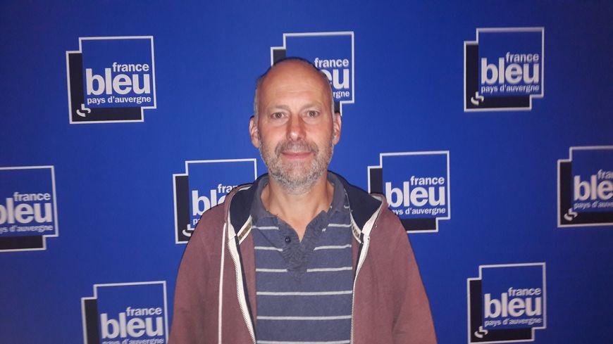 Dominique Ouvrard, président de Bio 63