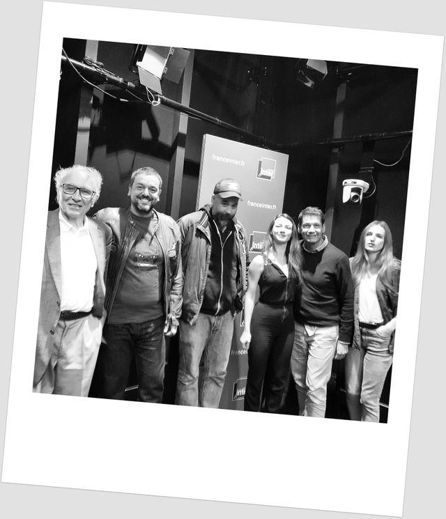 Dominique Sennelier, Joann Sfar, Olivier Afonso, Catherine Trottmann, Vincent Josse et Alison Wheeler