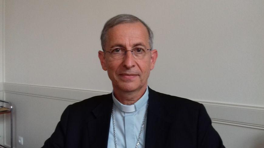 Monseigneur Thierry Scherrer