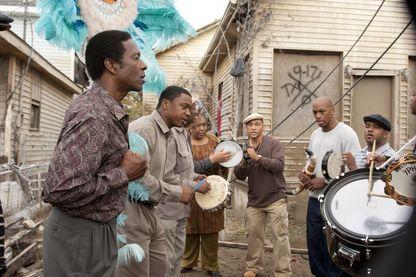 """""""Treme"""", série américaine centrée un groupe de musiciens afro-américains et créoles dans La Nouvelle-Orléans post-ourgan Katrina"""