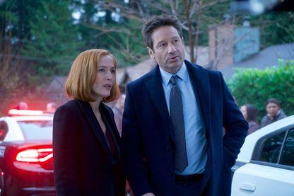 X-Files, série pionnière dans les théories du complot