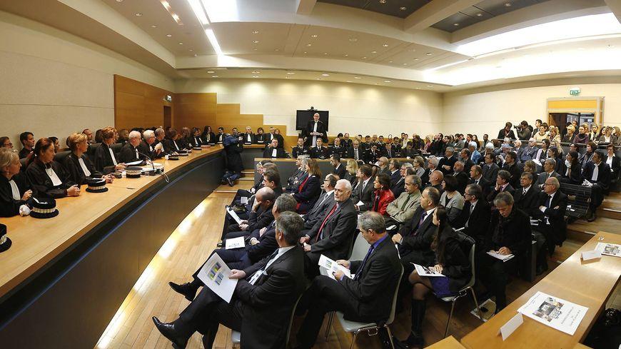 Audience de rentrée au Tribunal de Nice