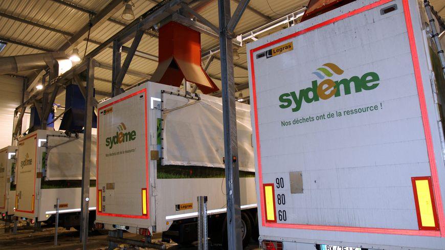 L'usine de méthanisation du Sydeme à Forbach