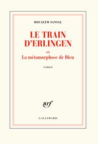 Couverture Le train d'Erlingen