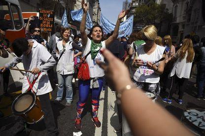 Grève générale en Argentine pour protester contre la politique du gouvernement