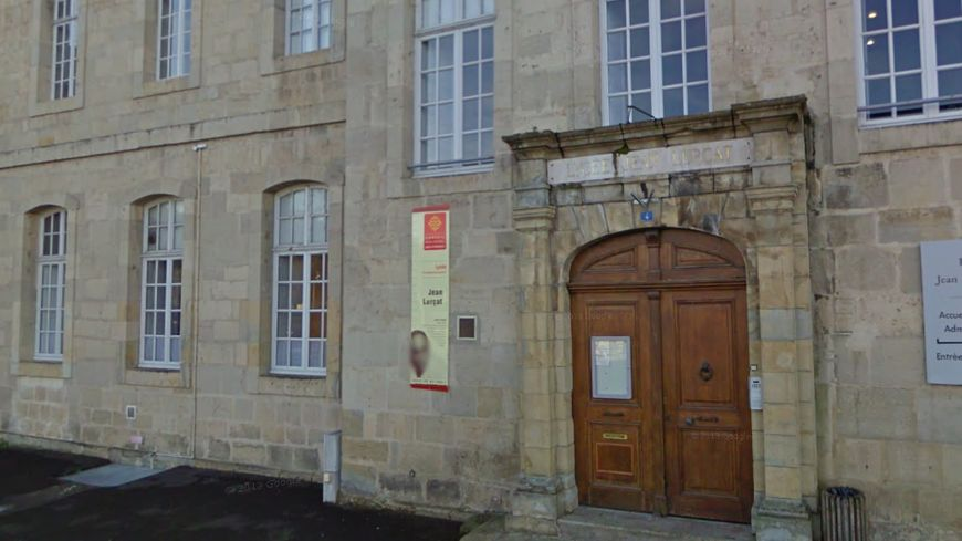 Le collège-lycée Jean Lurçat de Saint Céré dans le Lot