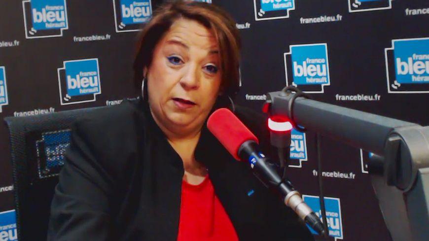 """Dalila Naceri, présidente de l'association """"Femmes et filles de harkis"""" à Montpellier"""