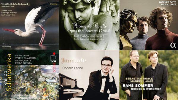 Actualité du disque : Beethoven, Scharwenka, Sommer...