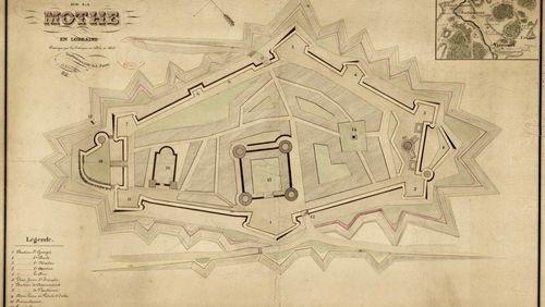 Épisode 4 : Ci-gît La Mothe. L'anéantissement d'une ville lorraine (1258-1645)