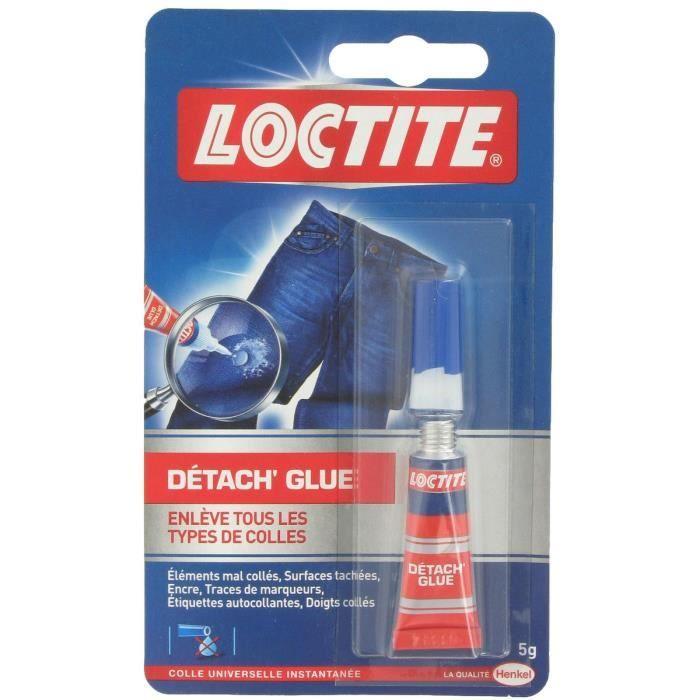 Le detach' glue