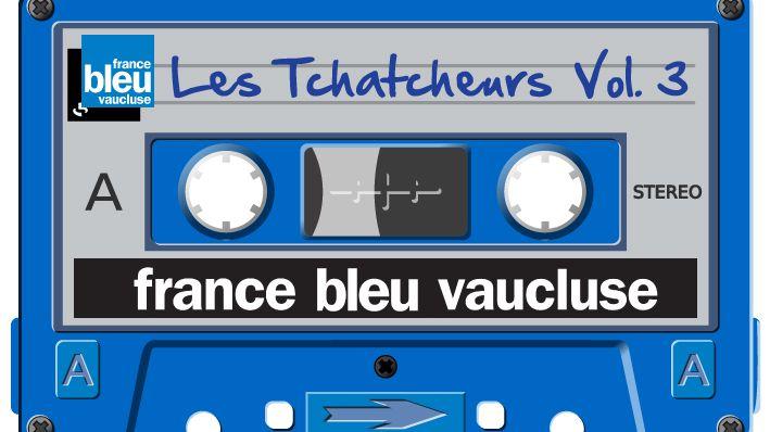 Le Logo de la 3ème saison des Tchatcheurs !