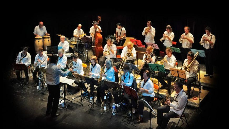Le Mozaic Jazz Band de Saint Laurent des Hommes