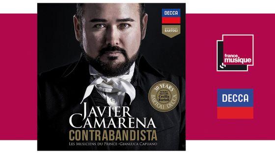 Javier Camarena - Contrabandista chez DECCA (mentored by Cecilia Bartoli)