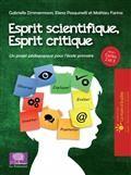 Esprit scientifique, Esprit critique, vol 1