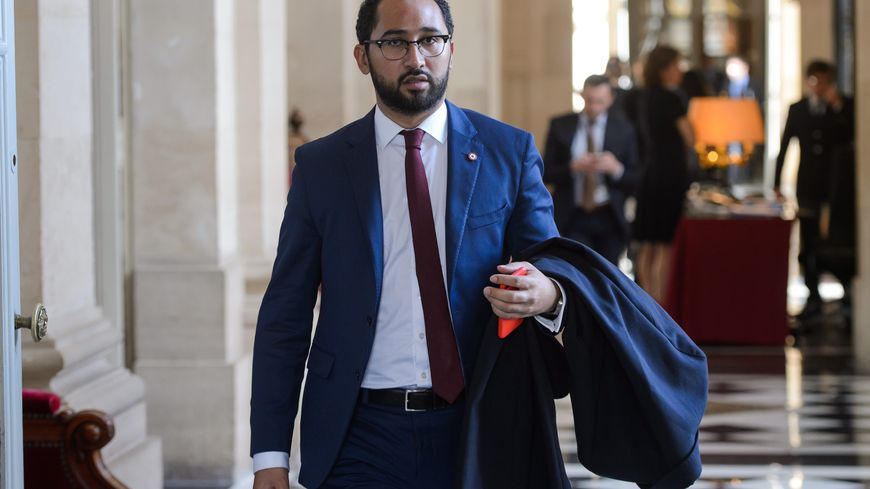 Guillaume Chiche, député LREM des Deux-Sèvres