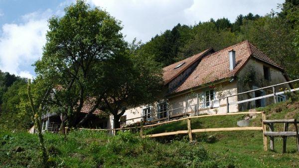 La ferme-auberge de l'Etzenbach