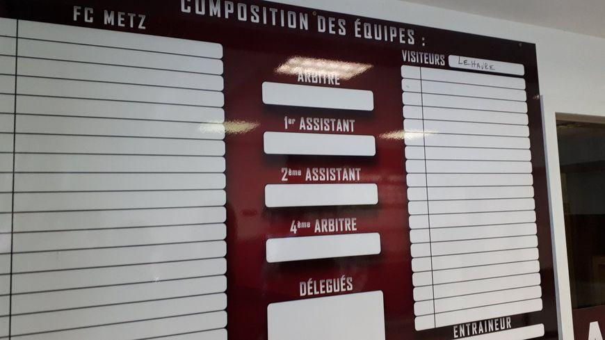 FC Metz - Le Havre, 10ème journée de la Ligue 2